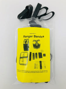 Ranger Bands® Medium 50 Count Extra Stretch Made from EPDM Rubber for Survival and Strapping Gear Made in the USA NGE61972