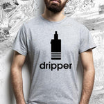 Men's Three Stripe Dripper T-shirt