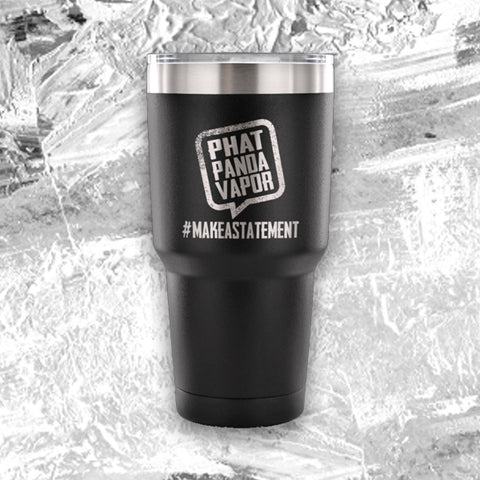 #MAKEASTATEMENT Tumbler