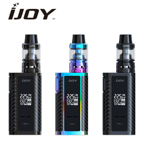 iJOY Captain PD1865 TC Kit