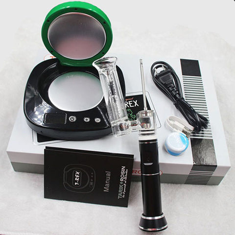 Manual Portable Rosin Press Extracting Kit Enail