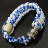 Portable Metal Bracelet Smoking Pipe