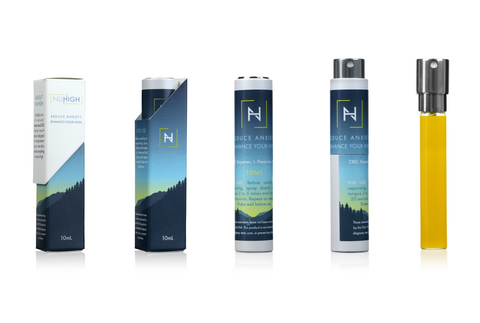NuHigh pre-smoke mouth spray