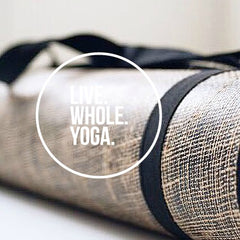 coconut eco friendly yoga mat