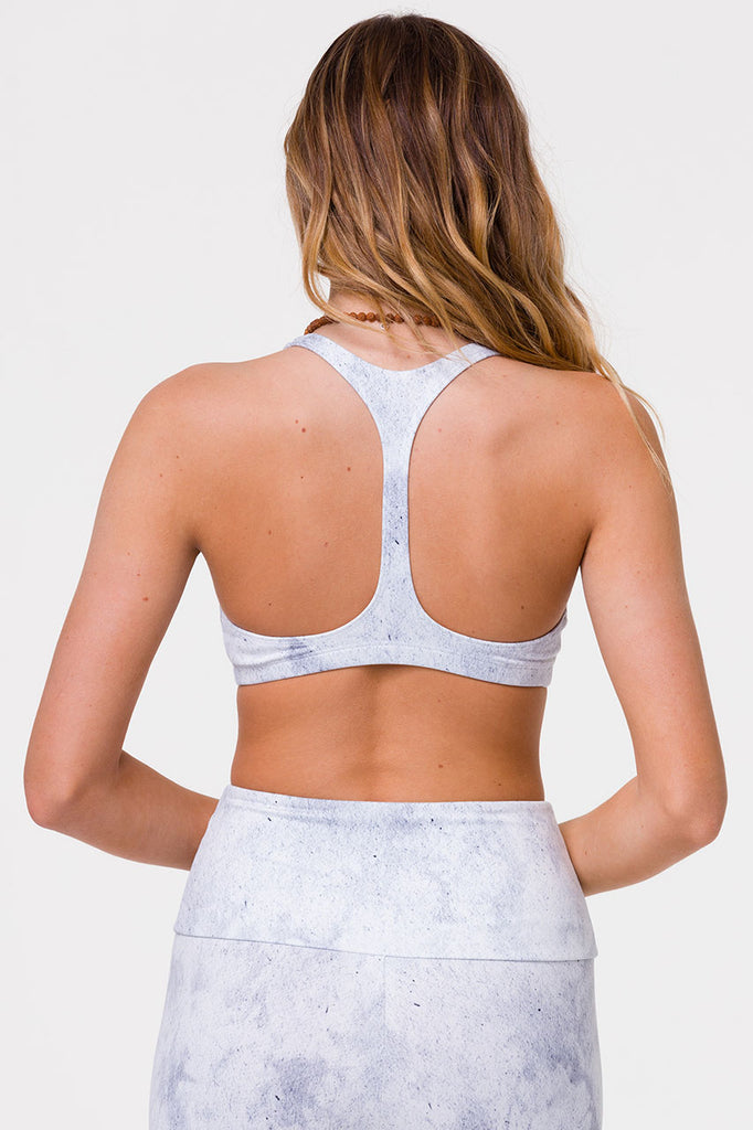 Onzie Sustainable Soul RacerBack Bra - Air