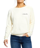 "Be Love ""I Choose Love"" - Cozy Fleece Sweatshirt"