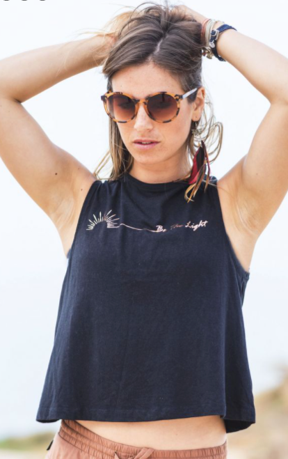 Free Spirit Yoga Flow Tank Top