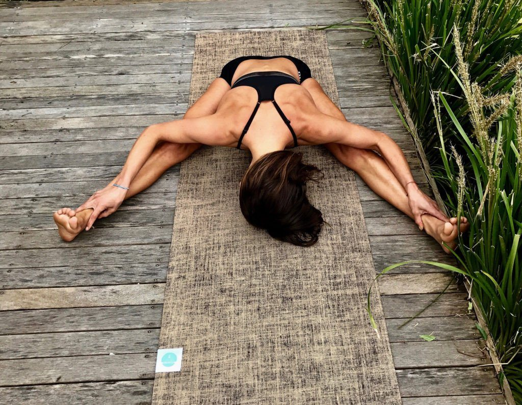 Body Mind Connect Coconut Yoga Mat - Dark Mats BODY MIND CONNECT