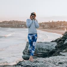 Free Spirit - Wanderlust Eco Yoga Leggings