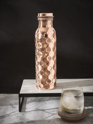 I am That- Copper Water Bottle Water Bottle I am That
