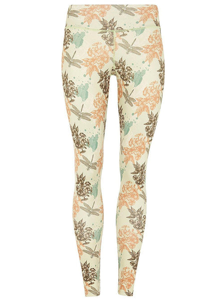 Mandala Yoga Wear - Dragonfly Leggings Leggings Mandala