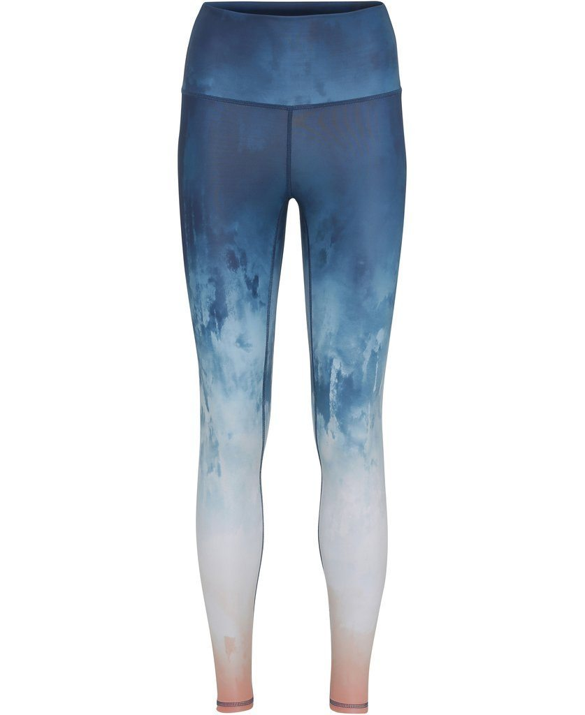 Moon Child Leggings- New Elements Leggings Moon Child Yoga Wear