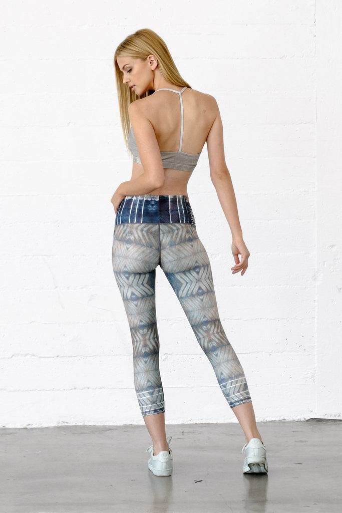 NiyamaSOL Ashbury Beachcomber Crop Leggings 7/8 leggings NiyamaSOL