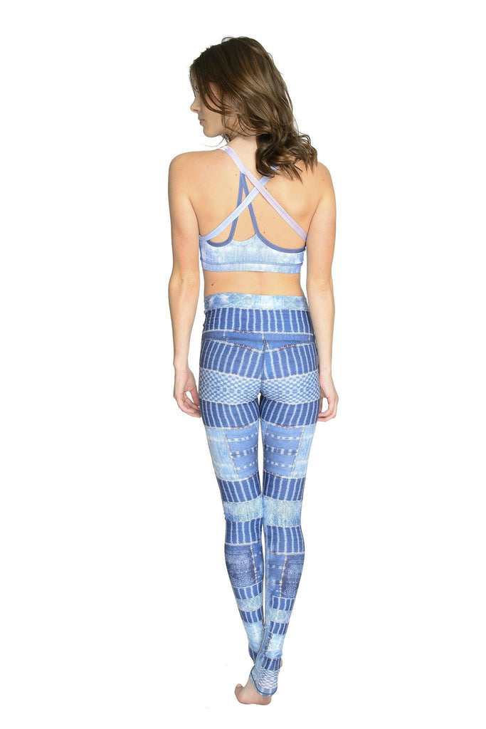 NiyamaSOL Gobi Desert Endless Leggings Leggings NiyamaSOL