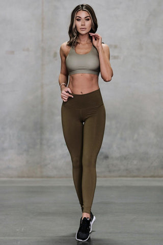 NiyamaSOL High Waisted Sandblast Leggings Leggings NiyamaSOL