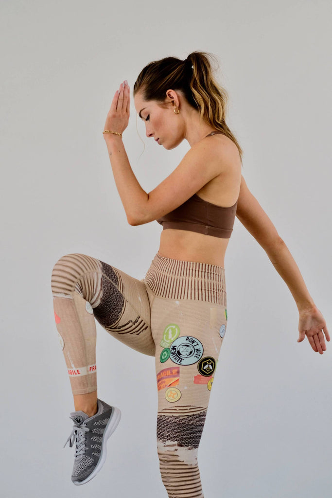 NiyamaSOL The RRR Yoga Leggings Leggings NiyamaSOL