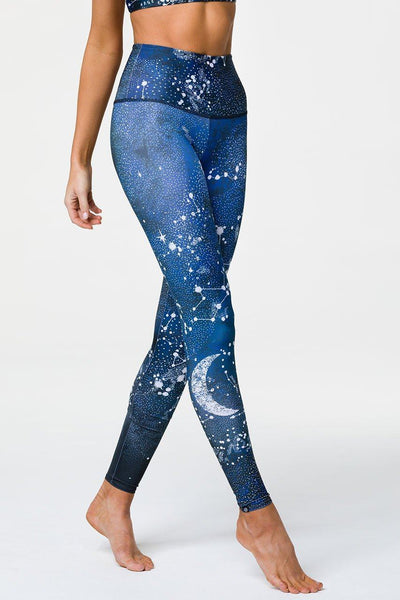 Onzie Constellation Yoga Leggings Leggings Onzie