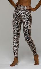 Onzie Leopard Leggings Leggings Onzie