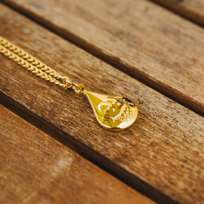 "The new Fadavi & Co. x Willie Joe ""Drip"" chains now available!"