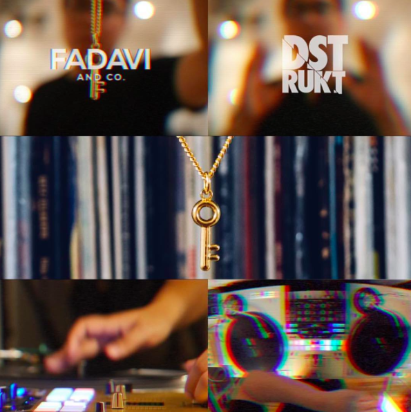 "Fadavi & Co. Presents DJ Dstrukt ""I Got the Keys"" DJ Routine"
