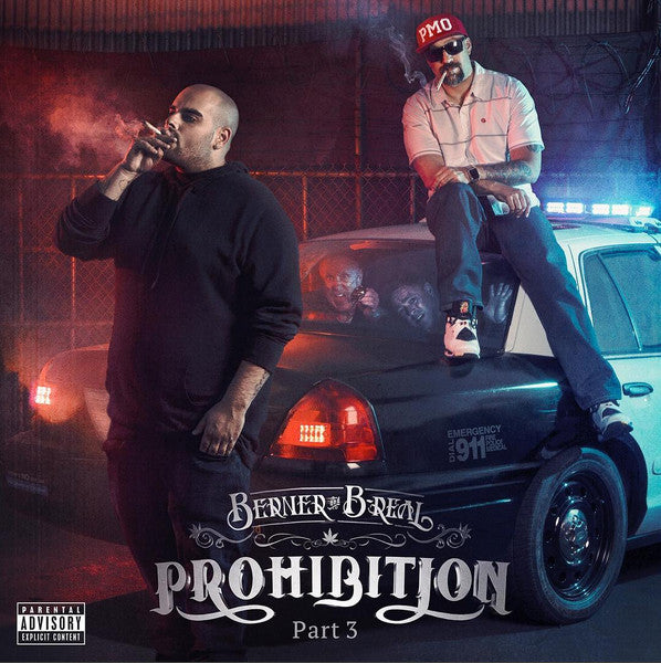 Berner & B-Real - Prohibition 3 Cover Shoot Behind the Scenes