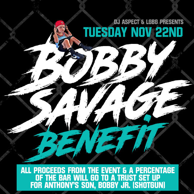 Bobby Savage Benefit Concert