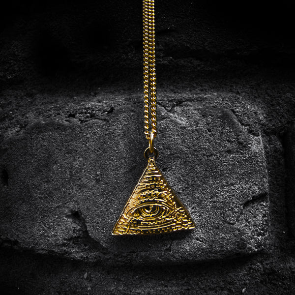 All Seeing Eye (Gold)