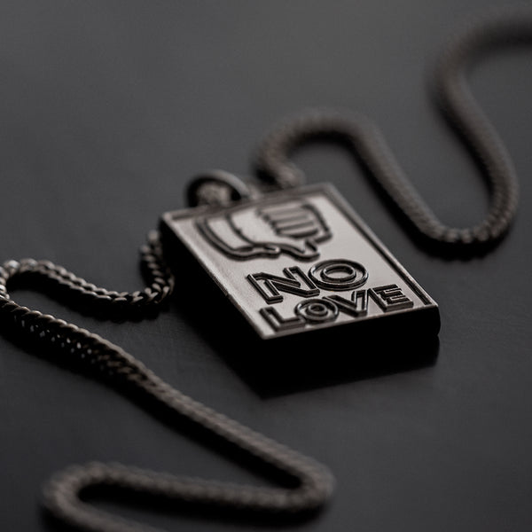 No Love (Ruthenium)