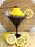Lemon Drop Martini Cupcake