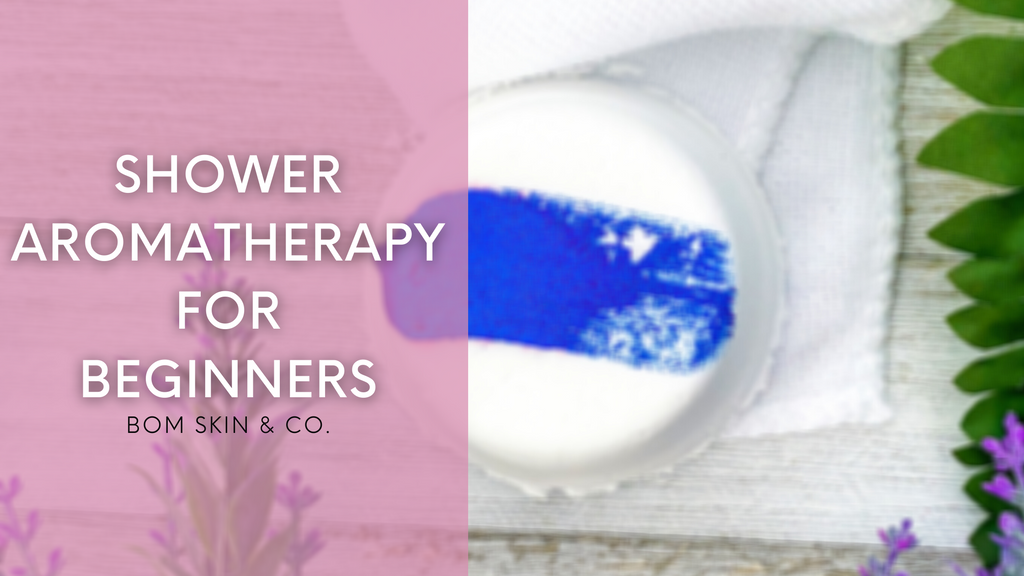 The Power of Aromatherapy with Shower Steamers