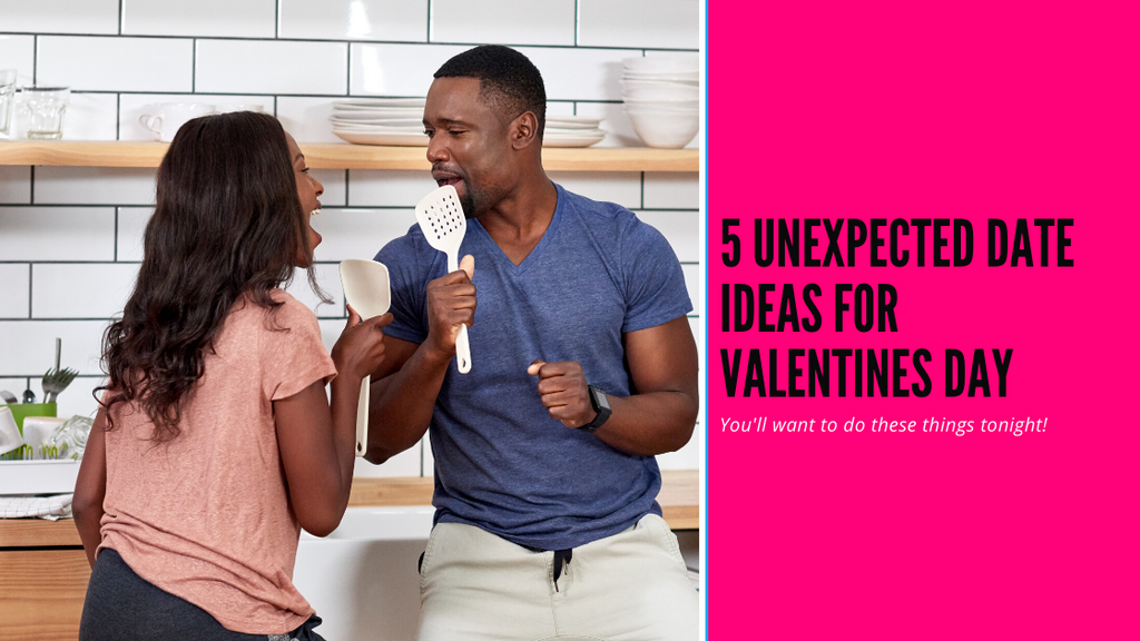 5 unexpected date ideas for Valentines Day