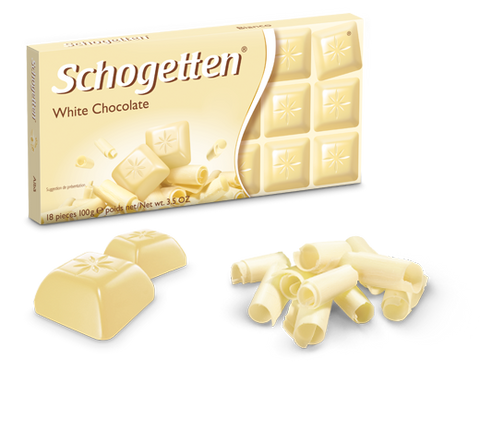 Schogetten White Chocolate