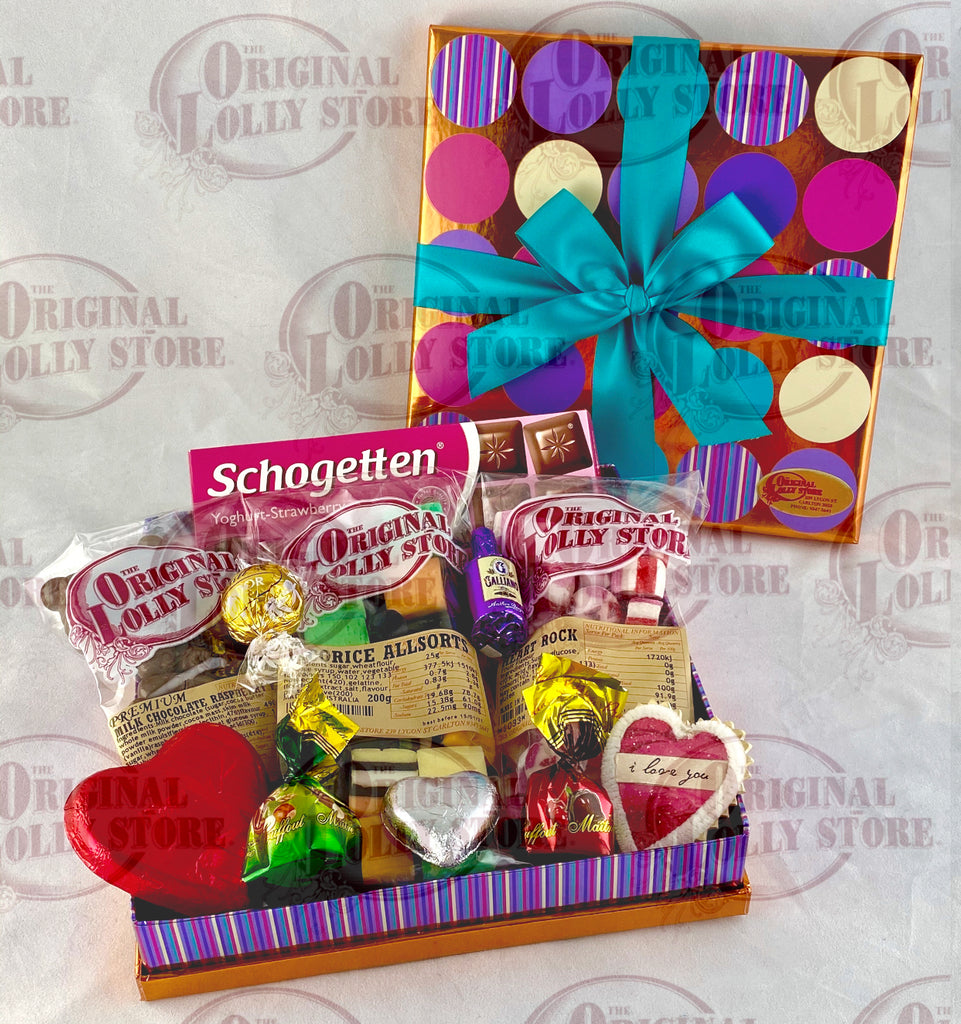 The Scho stopping Gift Box