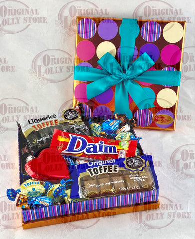 "The ""Toffee-Loving"" Mum Gift Box"