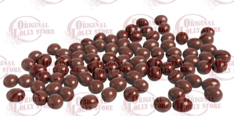 Milk Chocolate Coffee Beans Pink Lady