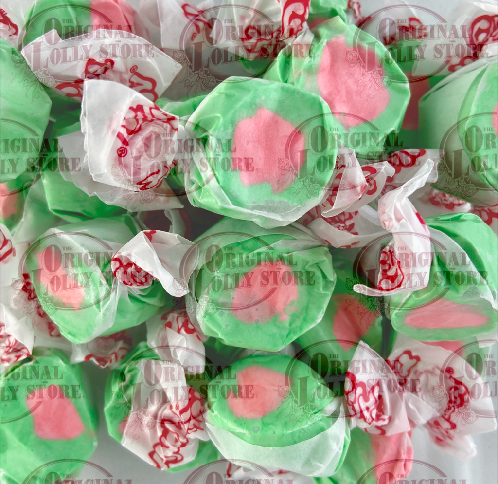 Salt Water Taffy (Watermelon)