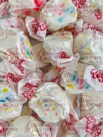 Salt Water Taffy (Frosted Cupcake)