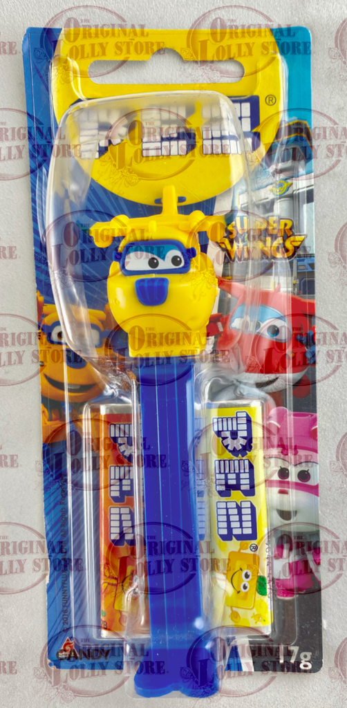 PEZ Super Wings Donnie