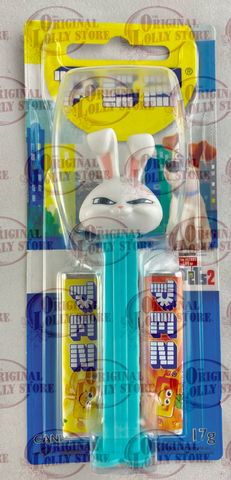 PEZ Secret Life of Pets- Snowball the Rabbit