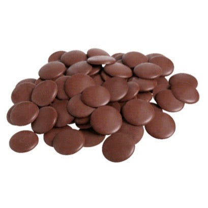 Premium Milk Chocolate Pastilles - Pink Lady