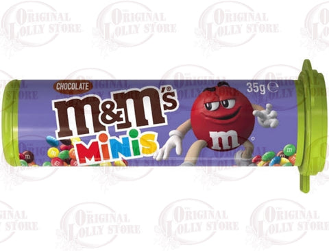 M&M's Minis Tube (BB 19/02/21)