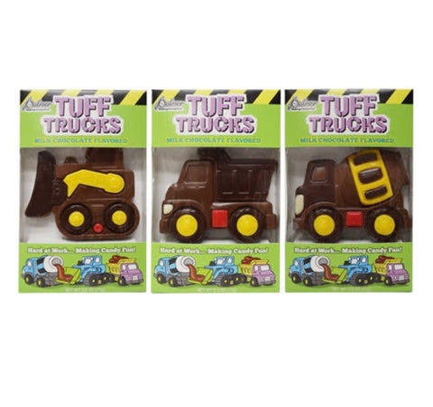 Tuff Truck Milk Chocolate (3 different styles)