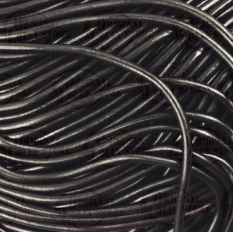 Black Bootlaces (Licorice)