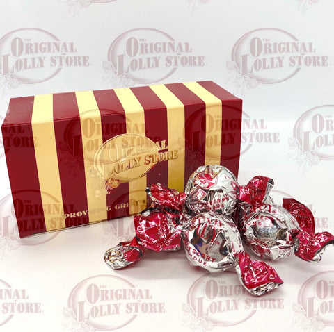 Gift Box Premium Dark Chocolate Raspberry Fondue