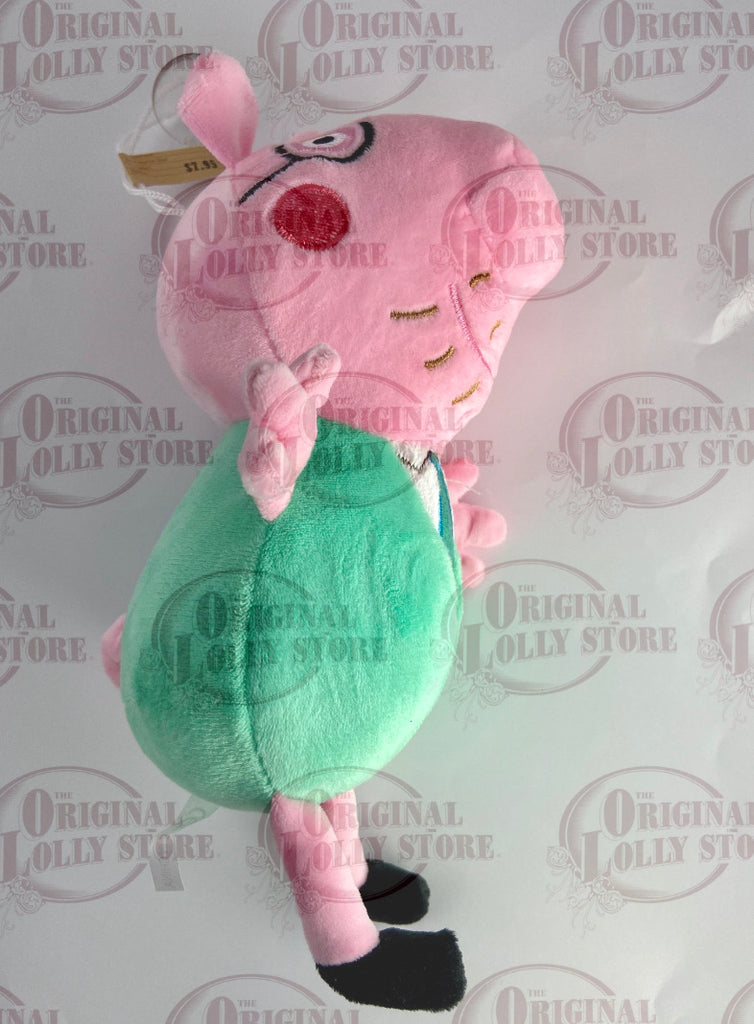 Peppa Pig Plush - Daddy Pig