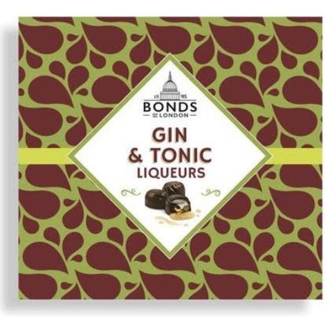 Bonds Gin & Tonic Liqueurs 150g  Best Before (07/21)