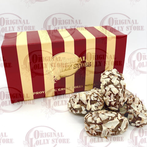 Gift Box - Milk & White Chocolate Flaked Truffles