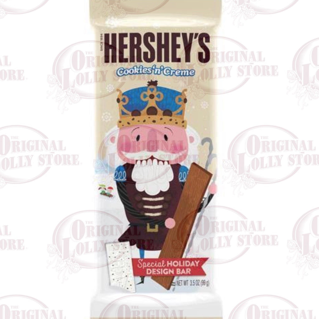 Hershey's Cookies 'n' Creme Special Holiday Design Best Before End 10/20