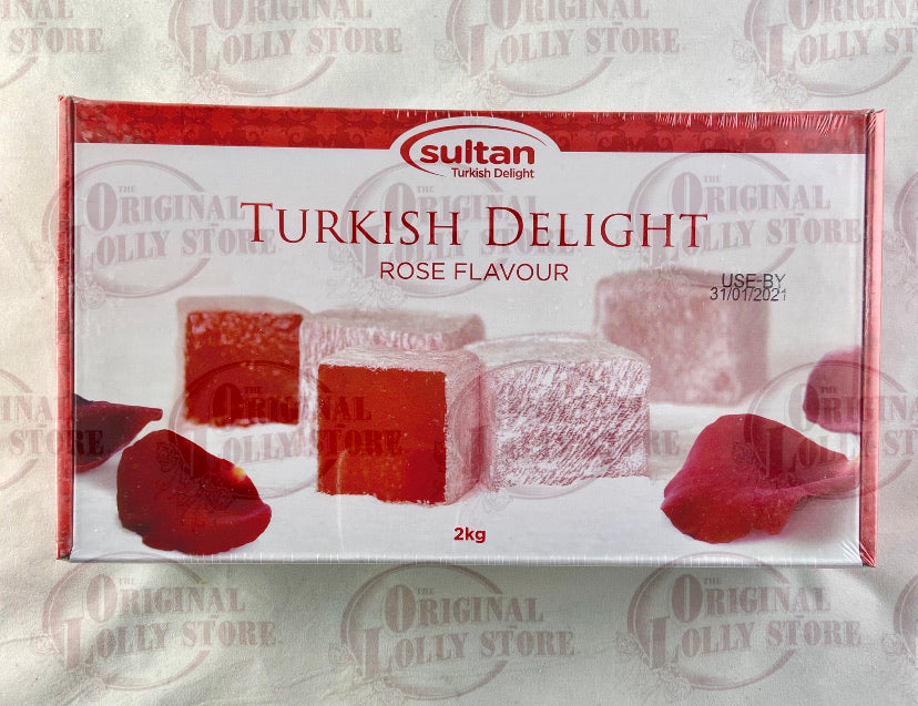 Turkish delight Large Box