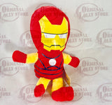 Plush hanging super heros